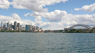 Photo of Australia is an ideal honeymoon location for winter newlyweds seeking a warm summer holiday. Due to its long summers and mild winters, some say Australia has the finest climate on earth. A vast, spectacularly diverse land, Australia is a continent of contrast and color, from ancient rainforests and sapphire blue seas to the red deserts and snow-capped mountains. Its natural beauty and friendly people make Australia one of the most popular destinations in the world.