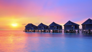 Photo of With more than a thousand islands scattered among coral gardens just south of Sri Lanka, the Maldives are an ideal honeymoon destination. With massive lagoons in infinite shades of blue, dazzling underwater coral, and warm, friendly hosts, you'll love this tropical spot.