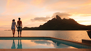 "Photo of Overflowing with secluded beaches, scenic vistas and incredible adventures, The Islands of Tahiti are where romantic dreams become reality. <a href=""https://www.honeyfund.com/blog/romantic-islands-of-tahiti/?utm_source=Tahiti&utm_medium=DestinationPage&utm_content=Blog"">Read more here.</a>"