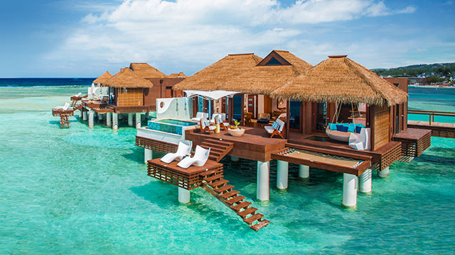 Sandals All-inclusive Resorts on