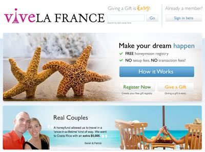 Wedding Gift List Travel Agents : ... gift list, the free cash gift list, the free anything gift list